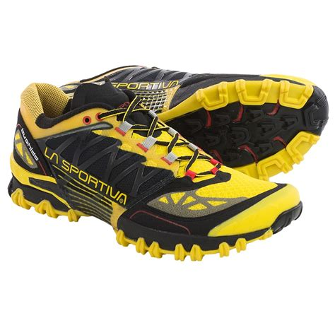 la sportiva trail running shoe reviews la sportiva bushido trail running shoes for 105fk