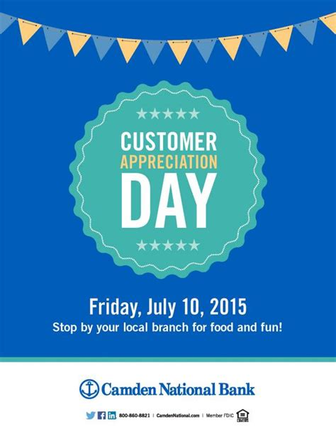 customer appreciation day flyer template customer appreciation flyer ideas pictures to pin on