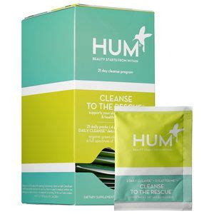 Rescue 5 Daty Detox by Hum Nutrition Cleanse To The Rescue A Unique 21 Day