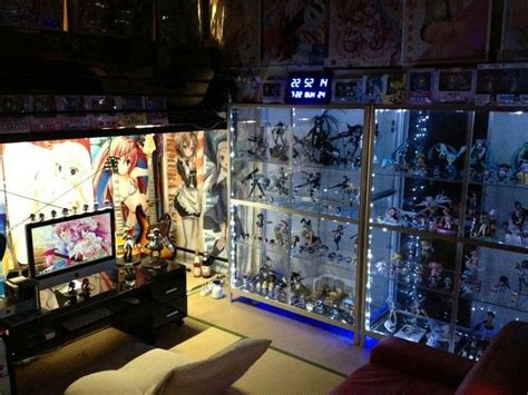 figure room 28 best anime figure collection display images on