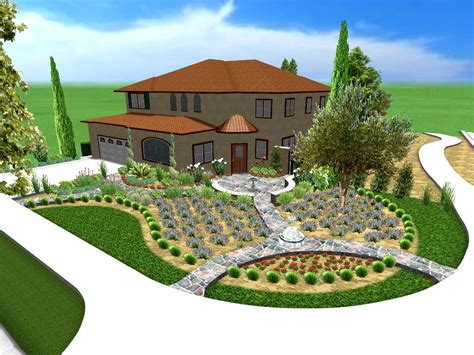 house landscaping design modern house landscape design modern house