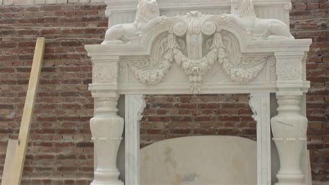 marble fireplace mantel carved white carved indoor white marble lowes fireplace mantels ntmf