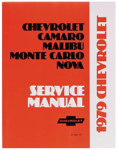 service repair manual free download 1973 chevrolet monte carlo regenerative braking 1979 el camino chassis service manual opgi com