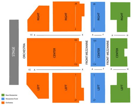playhouse square seating hamilton richard rodgers theatre seating chart events in new york ny