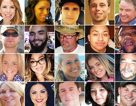 The Victim las vegas shooting who were the victims killed in route