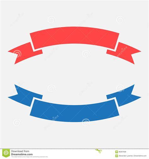 badge icon ribbon vector illustration  flat style