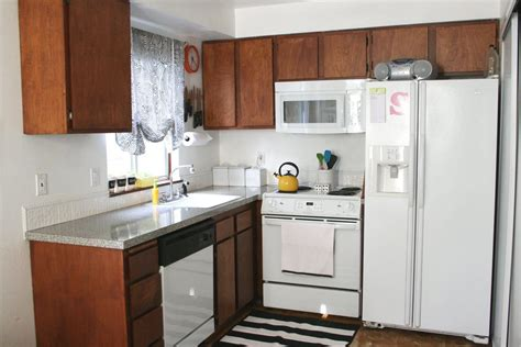 ideas  amueblar una cocina pequena imagenes  fotos