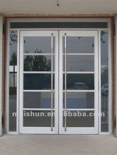 Aluminum Frame Glass Doors Aluminum Frame Glass Door Used Commercial Ms 1102 In Doors From Home Improvement On Aliexpress