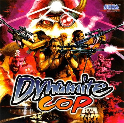 emuparadise wiki download dynamite cop rom