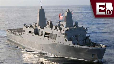 imagenes barcos de guerra estados unidos y rusia ordenan movilizaci 243 n de barcos de