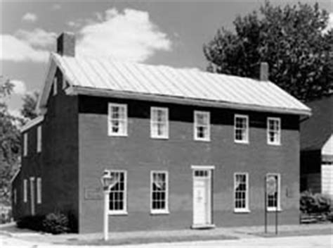 levi coffin house aboard the underground railroad levi coffin house