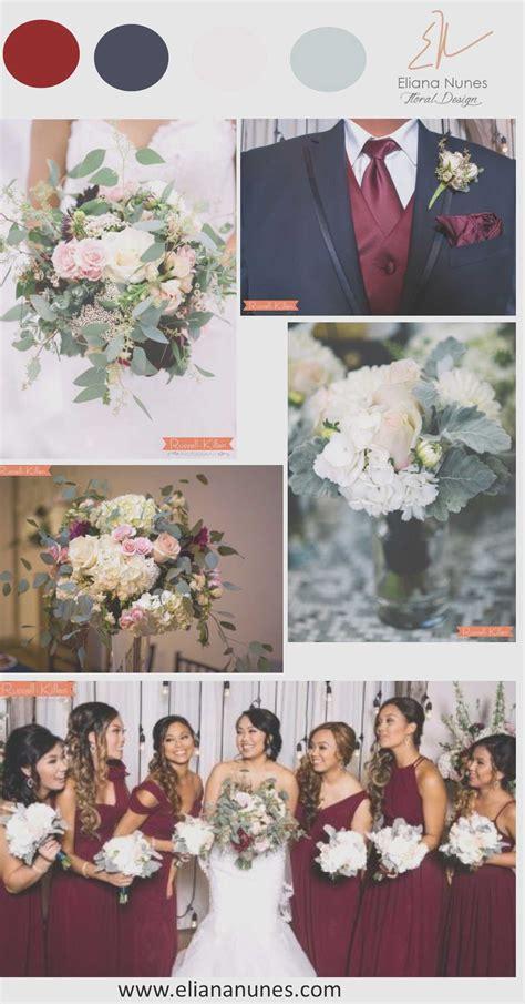 maroon color scheme maroon wedding color scheme luxury burgundy navy blush and