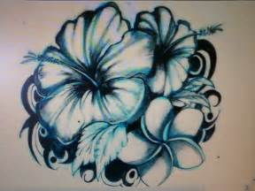 best 25 tropical flower tattoos ideas on pinterest