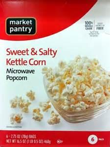 sweet salty kettle corn market pantry