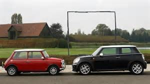 Mini Cooper S Vs Mini Cooper 1300 De 1991 Vs Mini Cooper De 2011