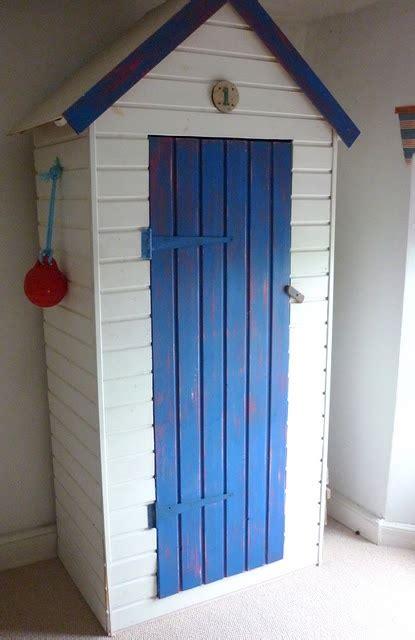 beach hut bathroom cabinet beach hut wardrobe nautical pinterest rustic feel