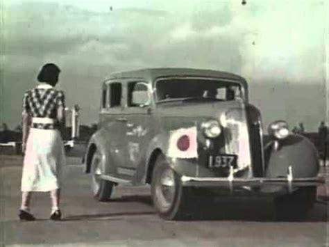 youtube search 1940s elegance 1930年代の日本 カラー映像 youtube