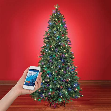 music box for christmas tree lights app controlled and light show tree the green