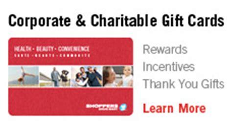 Shoppers Food Gift Cards - shoppers drug mart gift cards flyers online