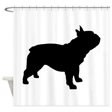 french bulldog shower by woofdogdesign
