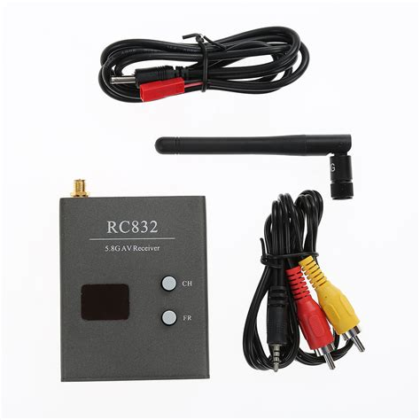 Rc832 48ch Receiver Fpv With Antena Cable Set buy wholesale radio av receiver from china radio av