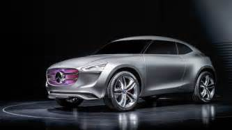 mercedes new concept car mercedes new suv concept is a solar panel