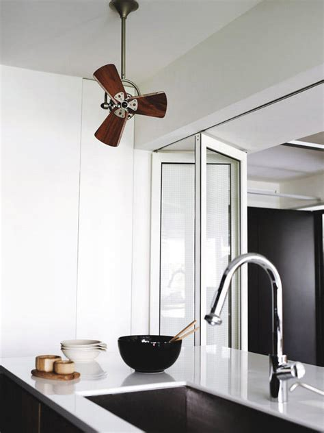 Stylish Ceiling Fans For Modern Spaces Home Decor