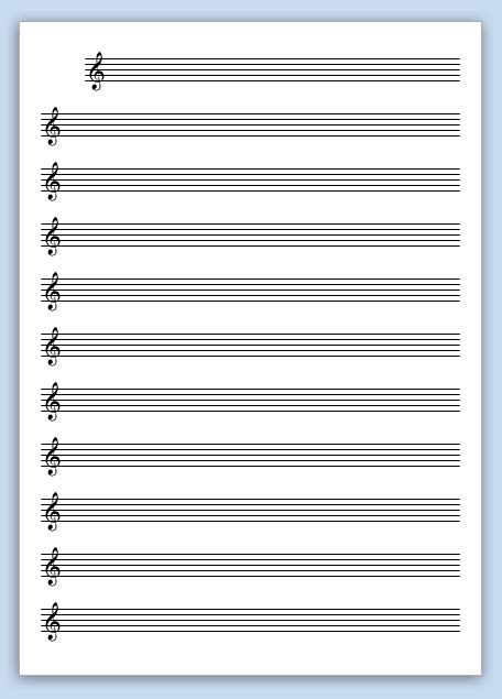 easy note paper with the smart staff shape visio