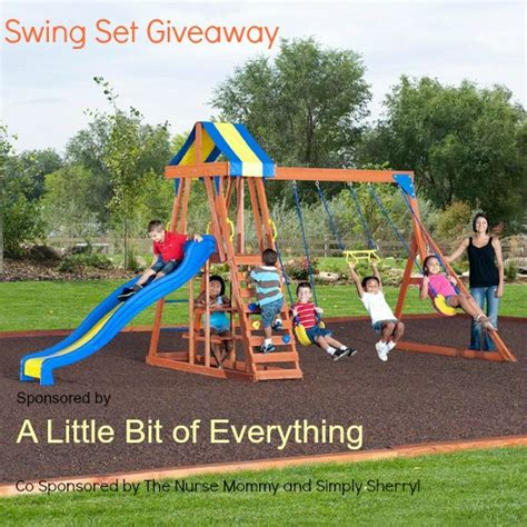 is swinging fun barbara s beat swing and slide into summer fun 5 31