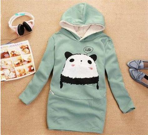 Hoodiesweatshirt Enjoi Panda 127 best images about kawaii sweaters on