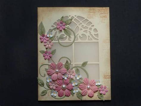 Vellum Paper Crafts - best 25 window cards ideas on cards