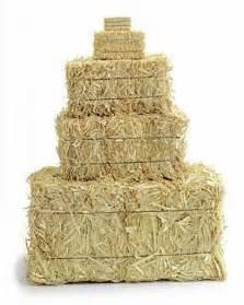 decorative hay bales mini hay bales 10 inch miniature straw bales