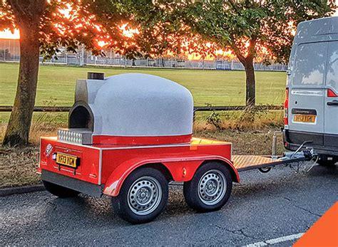 mobile oven pizza ovens commercial mobile garden outdoor mobi