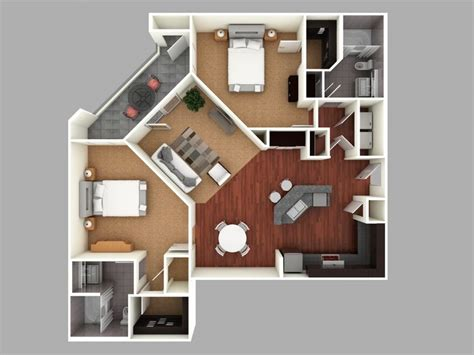 floor plan 3d house building design 38 best images about architecture colored floor plan on