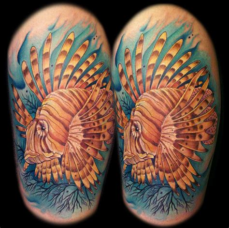 ocean tattoo amazing ideas designs