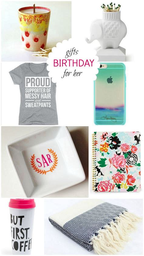 beautiful gifts for her birthday gift ideas for her bright bold and beautiful