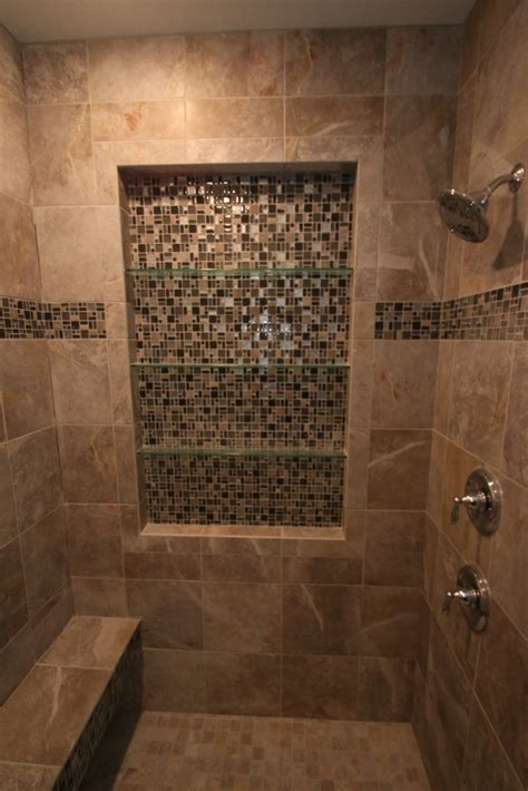 bathroom tile ideas for showers 3 18 15 custom tile shower perthel homes