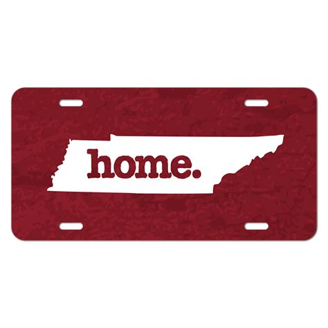 Tennessee Vanity Plates by Tennessee Tn Home State Novelty Metal Vanity License Tag