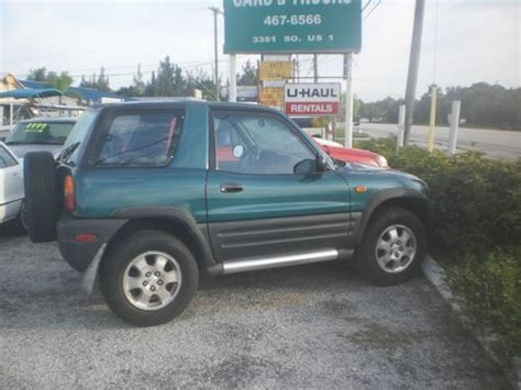 auto air conditioning service 1996 toyota rav4 electronic valve timing find used 1996 toyota rav4 base sport utility 2 door 2 0l in fort pierce florida united states