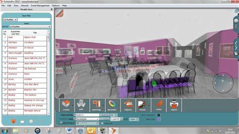 event layout software 3d exhibitavenue 3d event design management youtube