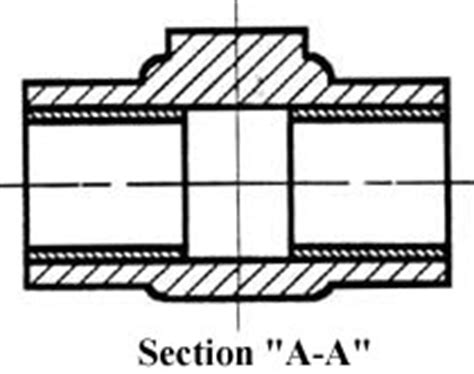 section lines in engineering drawing engineering drawing and sketching