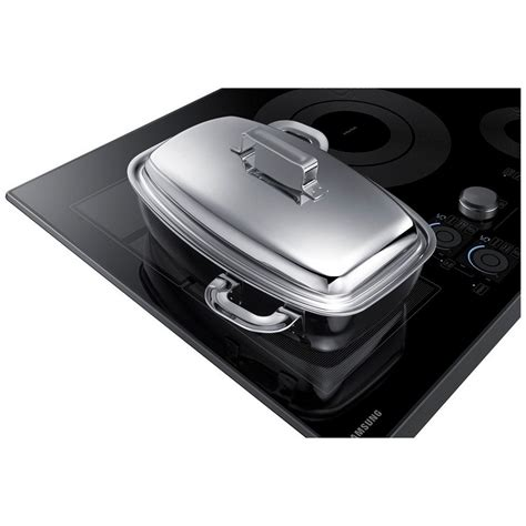 samsung induction cooktop nz30k7880ug samsung appliances 30 quot induction cooktop black stainless steel appliance outlet