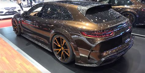 porsche panamera wagon mansory tuned porsche panamera wagon gt3 rs styling in