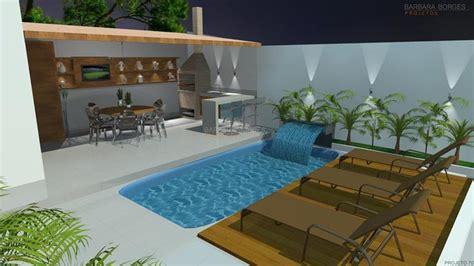 Area Casa by Planta Sobrado Area Lazer Barbara Borges Projetos