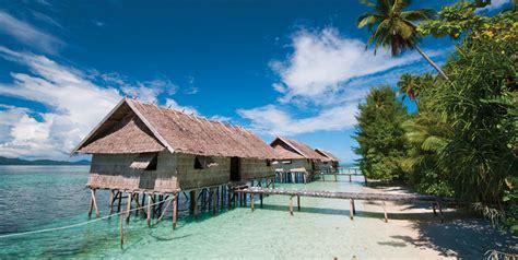 Free Architectural Design kri eco resort papua diving resorts raja ampat indonesia