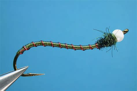 christmas tree fly pattern fly of the month christmas tree chironomid new mexico
