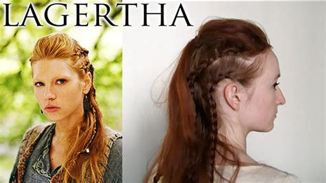 how to do your hair like vikings lagertha vikings hairstyle tutorials lagertha braids hair romance