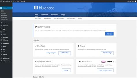 wordpress tutorial bluehost how to create a website in india with almost free of cost