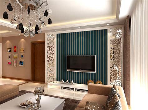 tv backround 3d wall panel designs tips fashion decor tips 现代客厅电视背景墙设计 土巴兔装修效果图
