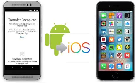 android migrate easiest way to migrate from android to iphone or tech n track